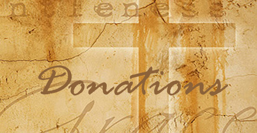 Giving to Restoration in Christ Ministries
