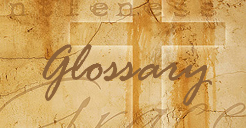 Glossary and Information